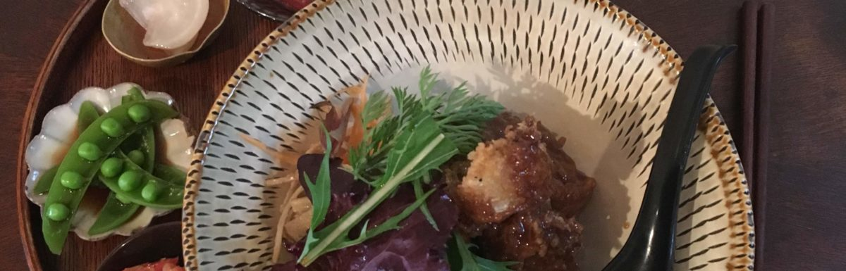Vegetarian & Vegan Options in Kyoto